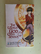 the world god only knows N° 1 tamiki wakaki star comics