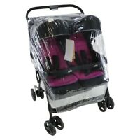 Side By Side Mountain Buggy Raincover
