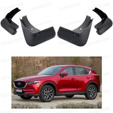 1Set Car Mudflaps Splash Guards Mudguard Fender for 2017 2018 Mazda CX-5 SUV