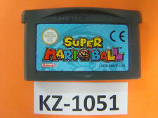 Super Marioball Gameboy Advance  Gebraucht -TOP-