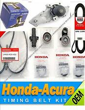 Genuine / Aisin Timing Belt & Water Pump Kit Acura  TL V6 Factory Parts! 3.5 3.7