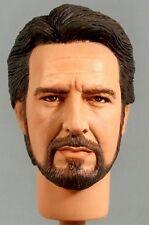 1:6 Custom Head of Alan Rickman as Hans Gruber from the film Die Hard