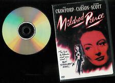 MILDRED PIERCE (DVD) Joan Crawford Good-VG disc / VF case 4-20-15