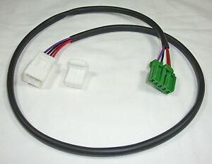 Discovery 2 TD5 & V8 - Fuel Flap Release Switch Relocation Harness