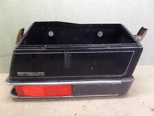 1984 HONDA GOLDWING GL1200 INTERSTATE RIGHT SADDLE BAG