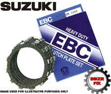 SUZUKI GN 250 F/J/M/R/T (NJ41A) 85-97 EBC Heavy Duty Clutch Plate Kit CK3358