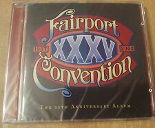 Fairport Convention - XXXV (2007) New And Sealed CD