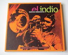EL INDIO ...  NUEVOS HORIZONTES ....  DIGIPACK CD