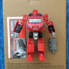 Transformers Universe Classics Ironhide %100 Complete Iron