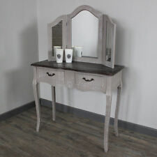 Bedroom French Country Dressing Tables with Mirror