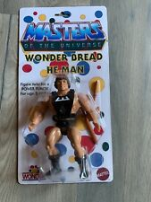 Wonderbread He Man,Custome,Masters of the Universe,Heman,MOTU,Mosc,Moc