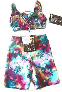 Gandy Dancer Athletic Dance Wear Shorts, Pants, Leotards & Unitards Sz S M L NWT