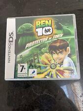 Ben 10: Protector de la Tierra, Nintendo DS 3DS 2DS XL Lite DSi, PAL UK Genuino Chicos