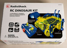 Radio Shack RC Dinosaur Model Kit Build it Yourself Toy Remote Control Project