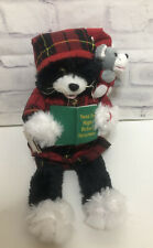 """New Chantilly Lane Twas The Night Before Christmas Cat Mouse Nick Noel Duet 19"""""""