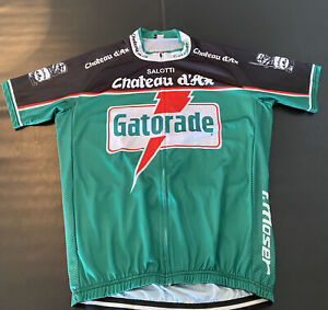 Gatorade Chateau d'Ax Cycling Jersey