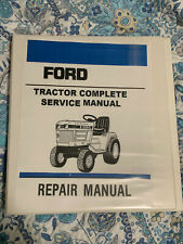 Ford New Holland Versatile 150, 160 4WD Tractors 1977-1983 Service Repair Binder