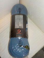 MAMMUT 60 m X 10.2mm MATTERHORN BLUE CLIMBING ROPE * NEW IN PACKAGE