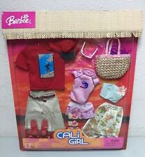Ken Barbie CALI GIRL Beach FASHIONS Complete Outfits Shoes Accessories NEW NIP