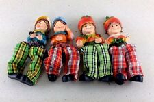 Miniature Fridge Magnets Gift Dollhouse  Refrigerator Doll Ceramic