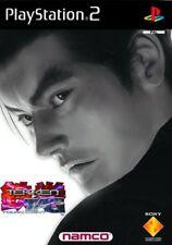 Tekken Tag Tournament (PS2) VGC With Manual