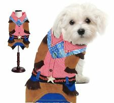 High Quality Dog Costume - COWBOY COSTUMES Dress Your Dogs Like a Rodeo Cow Boy
