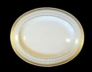 Beautiful Spode Queen's Gate Large Oval Platter