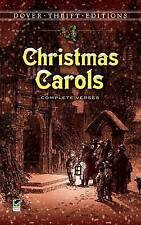 NEW Christmas Carols: Complete Verses (Dover Thrift Editions)