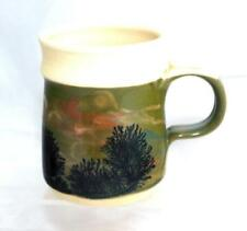 Contemporary Original Studio Pottery Mugs