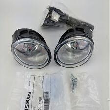 GENUINE Nissan Almera V10 (2000 onwards) Front Fog Light Lamp Kit KE622-BU350