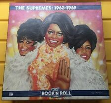 Time Life, The Rock n Roll Era, The Supremes: 1963-1969 VG+/EX Vinyl