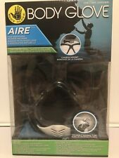 Body Glove Aire (Black) Open Water Snorkeling Mask With Camera Mount 21050WM