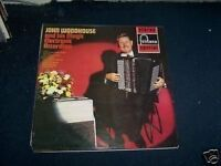 JOHN WOODHOUSE & HIS MAGIC ELECTRONIC ACCORDIAN LP