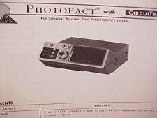 1976 PIONEER 8-TRACK STEREO TAPE PLAYER/AM-FM/MPLX SERVICE MANUAL MODEL TP-800E