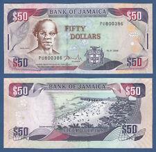 JAMAIKA / JAMAICA  50 Dollars 15.1.2009  UNC P.83 d