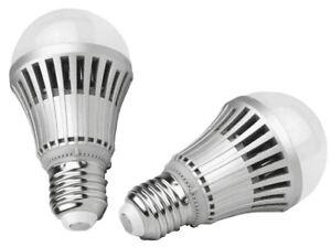 LC LED 125W, 150W LED Bulb, 20W 2000 Lumens, Daylight White 6000K