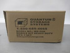 Quantum Storage Systems WR-00H Heavy Duty Caster Kit