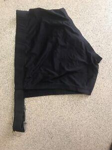 shires small Anti-rub Stretch Vest bib black