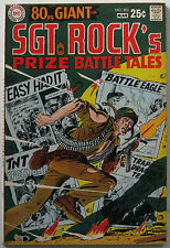 Our Army At War #203 (Feb-Mar 1969, DC), NM condition, 80 pg. Giant G56