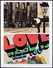 THE BEATLES POSTER PAGE . YELLOW SUBMARINE ARTWORK . JOHN LENNON . Q12