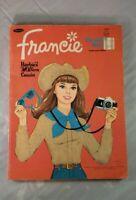 Mattel's Francie Barbie's MODern Cousin Whitman 1968 Vintage Coloring Book
