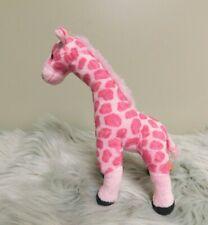"""Adventure Planet Pink Giraffe 11"""""""