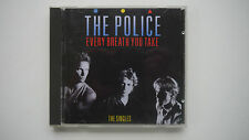 The POLICE-every strips you take-CD