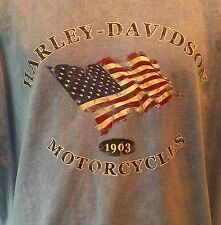 HARLEY DAVIDSON Tshirt size XL