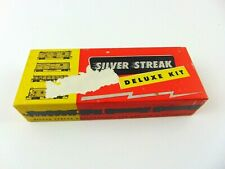 Vintage Silver Streak Model Builder Union Pacific Box Car SS201