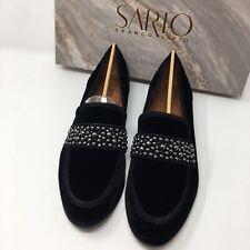 SARTO Franco Sarto Women's A-Johanna Black velvet Size 9 M