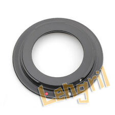 M42 Screw Lens to Canon EOS EF Mount Adapter 5D 7D 5D Mark III II 1100D 1000D