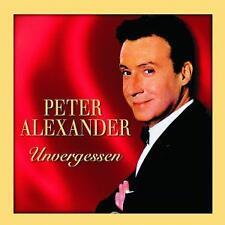 PETER ALEXANDER - UNVERGESSEN - 2 CD - 2011