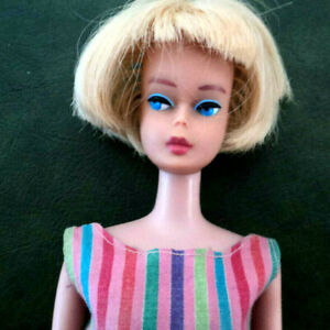 BLONDE BARBIE AMERICAN GIRL ~ LOVELY FACE ~   BODY NEEDS SOME TLC ~