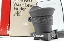 [UNUSED] Canon Waist Level Finder FN-6x For New F-1 From Japan